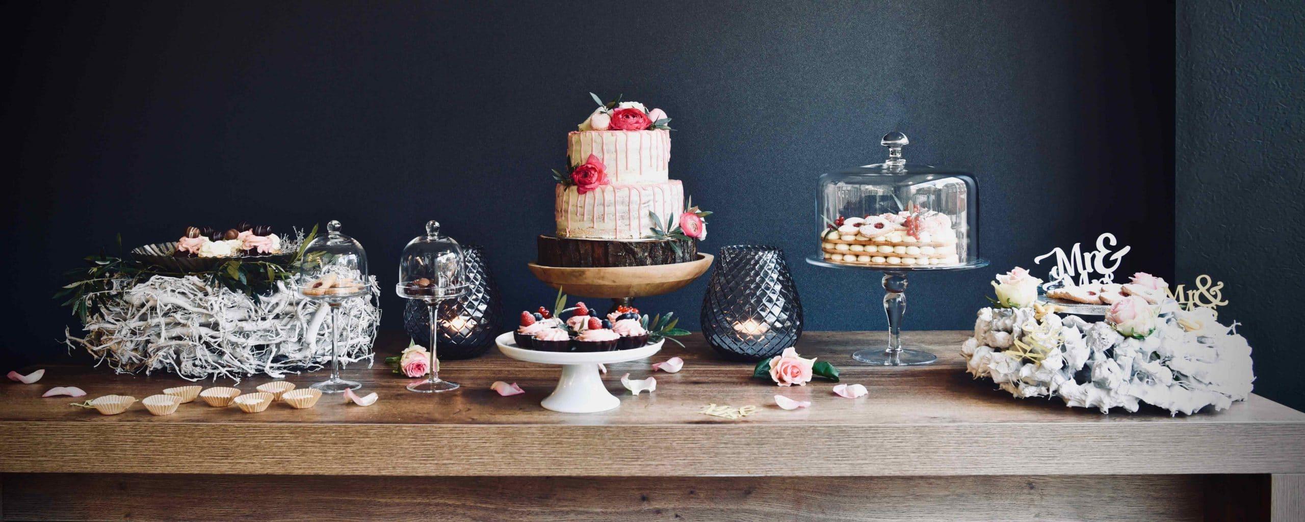 Hochzeitstorten – unsere Leidenschaft