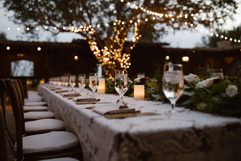Gut geplante Tisch- und Sitzordnung für eine harmonische Feier